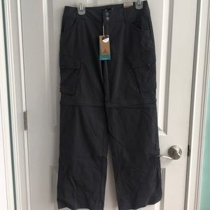 Prana zip off pants